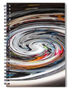 Liquefied Graffiti Spiral Notebook