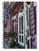 Liquid Spiral Notebook