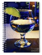 Liquid Sunshine Spiral Notebook