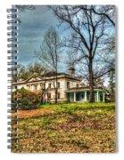 Liriodendron Mansion Spiral Notebook