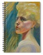 Lisa Spiral Notebook