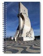 Lisbon 13 Spiral Notebook