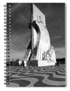 Lisbon 13b Spiral Notebook