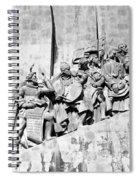 Lisbon 14b Spiral Notebook