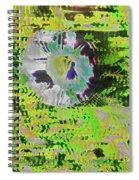 Liseron En Aout  Spiral Notebook