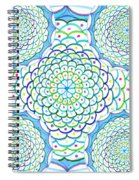 Listen And Take Action II Spiral Notebook