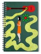 Listen To The Music Spiral Notebook