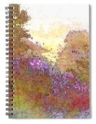 Listen To The Stillness Spiral Notebook