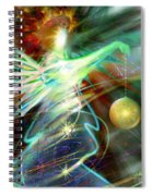 Lite Brought Forth By The Archkeeper Spiral Notebook