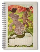 Litografia Doyen Spiral Notebook