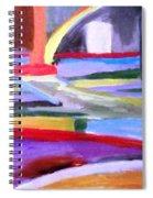 Little Acrylic Spiral Notebook