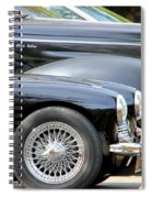 Little And Big Spiral Notebook