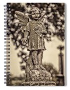 Little Angel Spiral Notebook