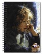 Little Artist Spiral Notebook