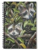Little Bandits Spiral Notebook