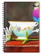 Little Bird Spiral Notebook