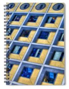 Little Boxes Inside Boxes Spiral Notebook