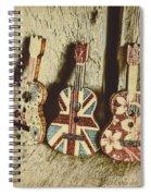 Little Britain, Big Sounds Spiral Notebook