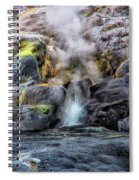 Little Bubbly Spiral Notebook