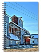 Little Cedar Co-op Spiral Notebook