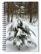 Little Christmas Tree Spiral Notebook