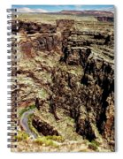 Little Colorado River Spiral Notebook