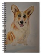 Little Corgi Spiral Notebook
