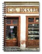 Little Craftsman' Shop - Micul Meserias Spiral Notebook