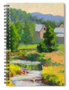 Little Creek Farm Spiral Notebook