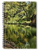 Little Cypress Creek Spiral Notebook