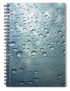 Little Drops Of Rain Spiral Notebook