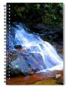 Little Fall Spiral Notebook