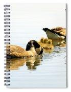 Little Family Spiral Notebook