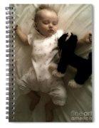 Little Goldenhair Spiral Notebook