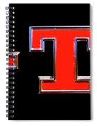 Little Gti Spiral Notebook