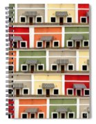 Little Houses Spiral Notebook