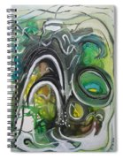 little impression on Alexander trail  Spiral Notebook