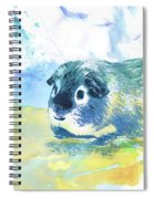 Little Lady Gwilwilith Spiral Notebook