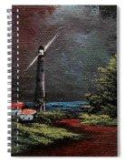 Little Light Spiral Notebook