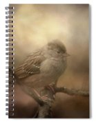 Little Lost Bird Spiral Notebook