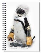 Little Mascot Spiral Notebook