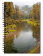 Little North Fork Spiral Notebook