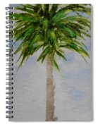 Little Palm Tree Spiral Notebook
