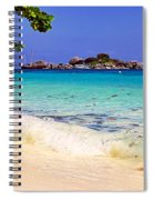 Little Paradise Spiral Notebook