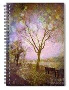 Little Pathways Spiral Notebook