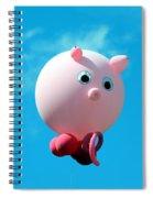 Little Piggy Spiral Notebook