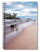 Little Presque Isle Spiral Notebook