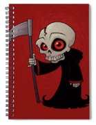 Little Reaper Spiral Notebook