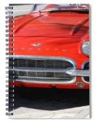 Little Red Corvette Spiral Notebook