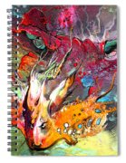 Little Red Dragonmaker Spiral Notebook